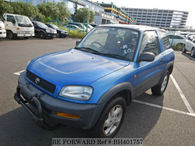 Used 1997 TOYOTA RAV4 BH401757 for Sale