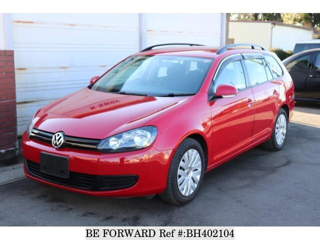 Used 2010 VOLKSWAGEN GOLF VARIANT BH402104 for Sale