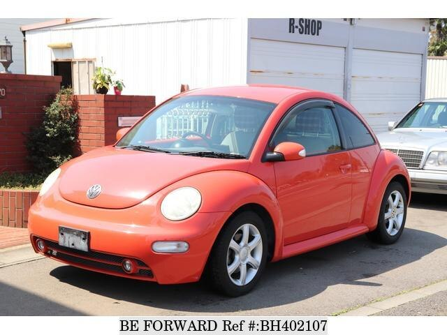 Used 2005 VOLKSWAGEN NEW BEETLE BH402107 for Sale