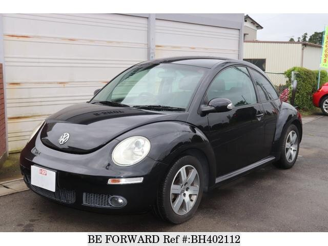 Used 2010 VOLKSWAGEN NEW BEETLE BH402112 for Sale