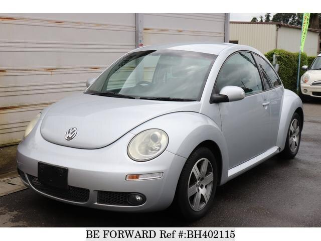 Used 2006 VOLKSWAGEN NEW BEETLE BH402115 for Sale