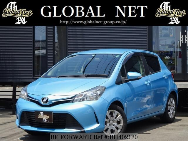 Used 2014 TOYOTA VITZ BH402120 for Sale