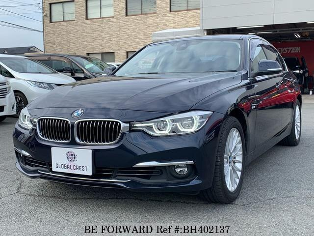 Used 2017 BMW 3 SERIES BH402137 for Sale