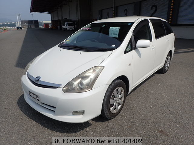 Used 2007 TOYOTA WISH BH401402 for Sale