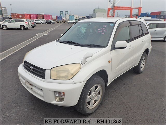 Used 2001 TOYOTA RAV4 BH401353 for Sale