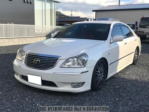 Used 2004 TOYOTA CROWN MAJESTA BH402326 for Sale