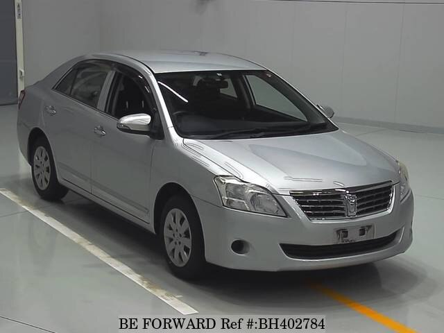 Used 2013 TOYOTA PREMIO BH402784 for Sale