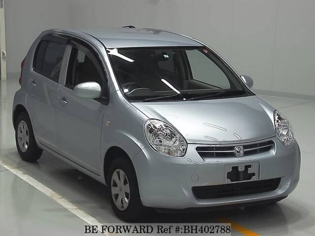 Used 2013 TOYOTA PASSO BH402788 for Sale