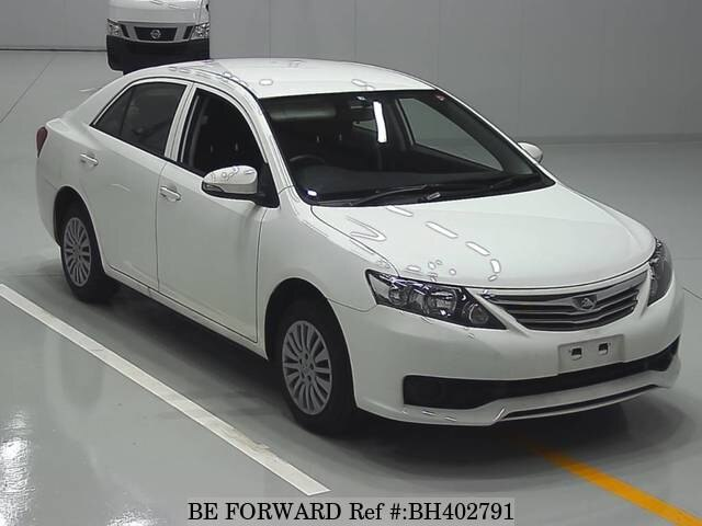 Used 2015 TOYOTA ALLION BH402791 for Sale