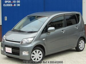 Used 2007 DAIHATSU MOVE BH402895 for Sale