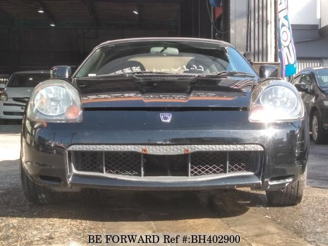 Used 1999 TOYOTA MR-S BH402900 for Sale