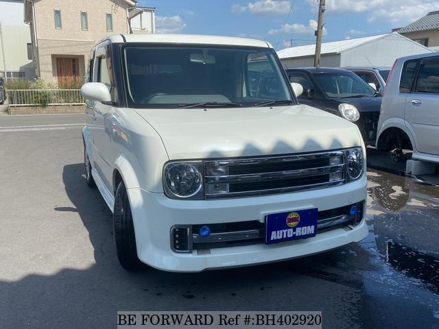 Used 2006 NISSAN CUBE BH402920 for Sale