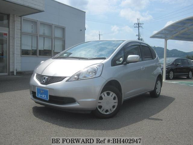 Used 2009 HONDA FIT BH402947 for Sale