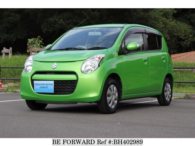 Used 2009 SUZUKI ALTO BH402989 for Sale