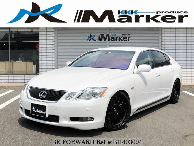 Used 2007 LEXUS GS BH403094 for Sale