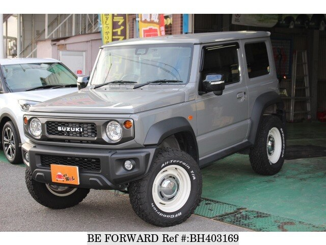 Used 2019 SUZUKI JIMNY SIERRA BH403169 for Sale