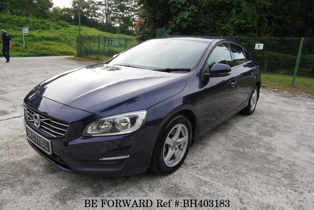 Used 2014 VOLVO S60 BH403183 for Sale