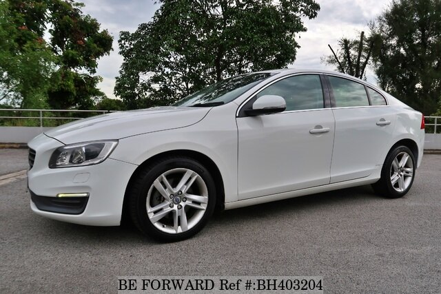 Used 2013 VOLVO S60 BH403204 for Sale