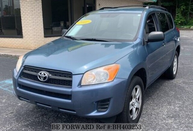 Used 2011 TOYOTA RAV4 BH403253 for Sale