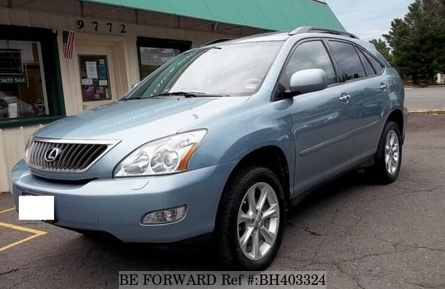 Used 2009 LEXUS RX BH403324 for Sale
