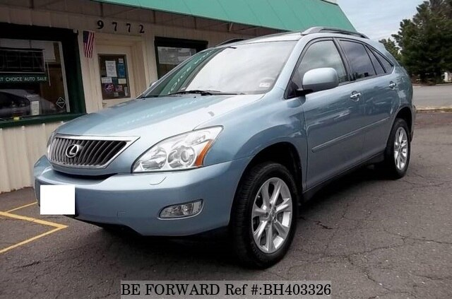 Used 2009 LEXUS RX BH403326 for Sale