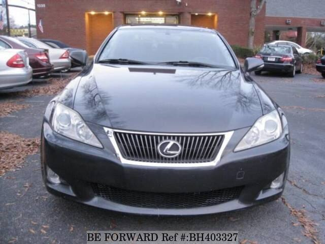 Used 2009 LEXUS IS BH403327 for Sale