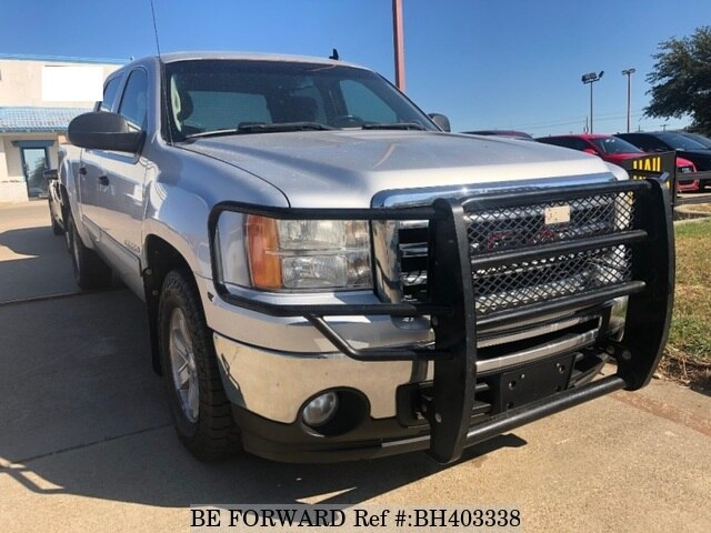 Used 2012 GMC SIERRA BH403338 for Sale