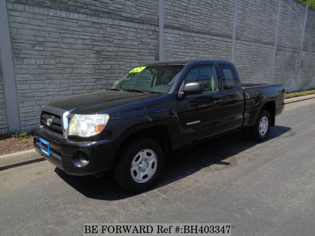 Used 2008 TOYOTA TACOMA BH403347 for Sale