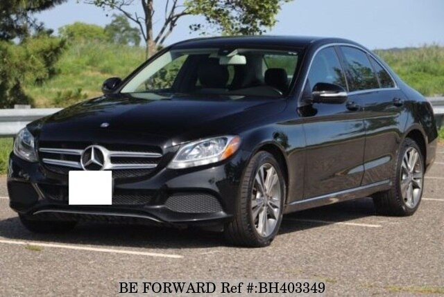 Used 2015 MERCEDES-BENZ C-CLASS BH403349 for Sale