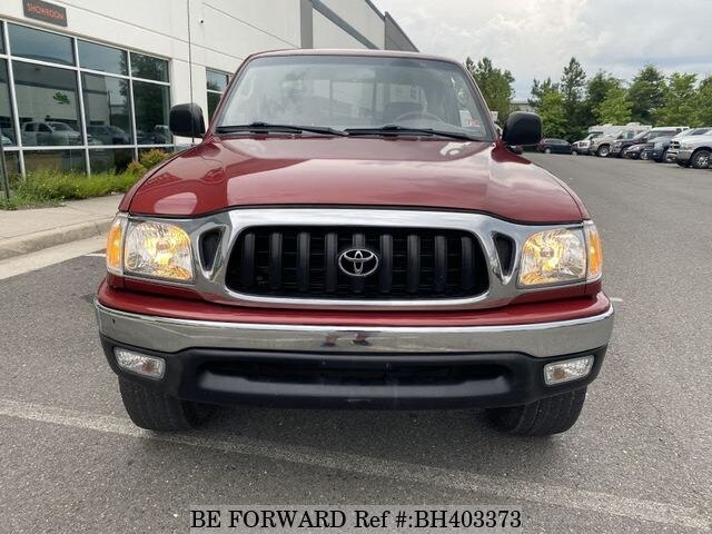 Used 2003 TOYOTA TACOMA BH403373 for Sale