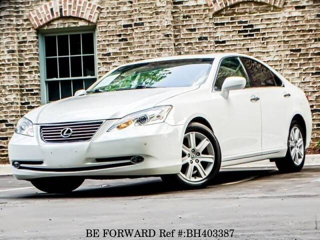 Used 2009 LEXUS ES BH403387 for Sale
