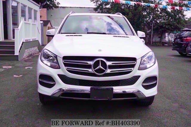 Used 2018 MERCEDES-BENZ GLE-CLASS BH403390 for Sale