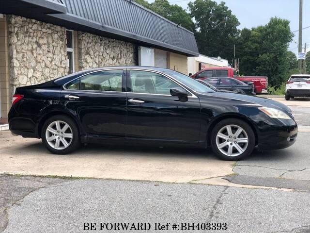 Used 2009 LEXUS ES BH403393 for Sale