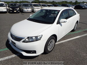 Used 2011 TOYOTA ALLION BH402414 for Sale
