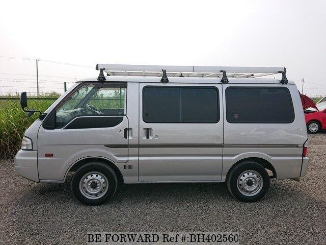 Used 2011 MAZDA BONGO VAN GL/ABF-SKP2V for Sale BH402560 ...