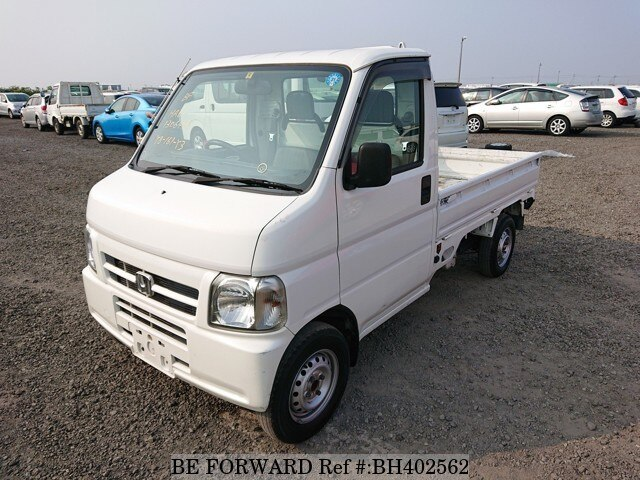 Used 2002 HONDA ACTY TRUCK BH402562 for Sale