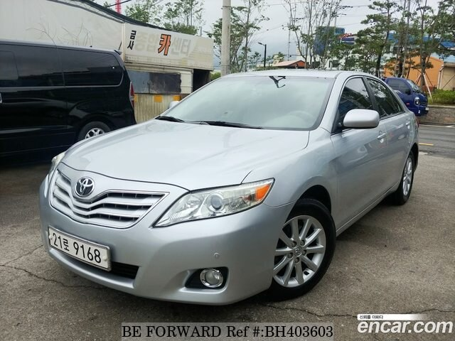 Used 2010 TOYOTA CAMRY BH403603 for Sale