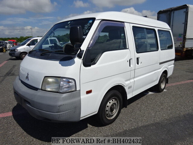 Used 2006 MITSUBISHI DELICA VAN BH402432 for Sale