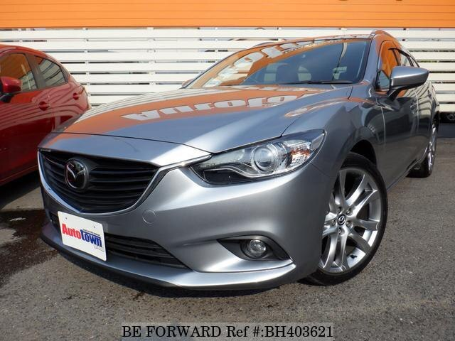 Used 2013 MAZDA ATENZA WAGON BH403621 for Sale