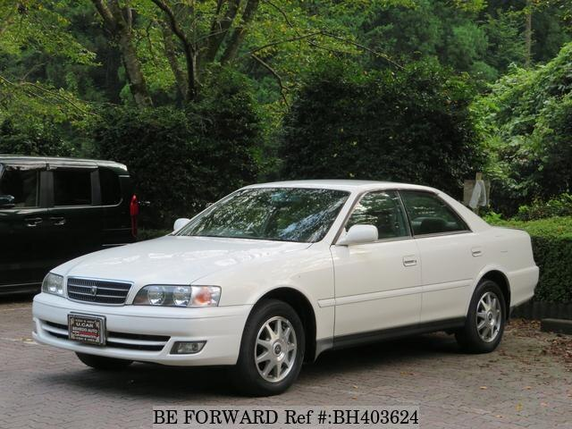 Used 1998 TOYOTA CHASER BH403624 for Sale