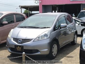 Used 2009 HONDA FIT BH403653 for Sale