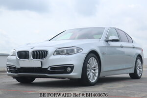 Used 2013 BMW 5 SERIES BH403676 for Sale