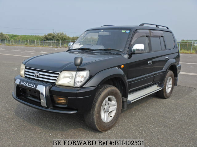 Used 1999 TOYOTA LAND CRUISER PRADO BH402531 for Sale