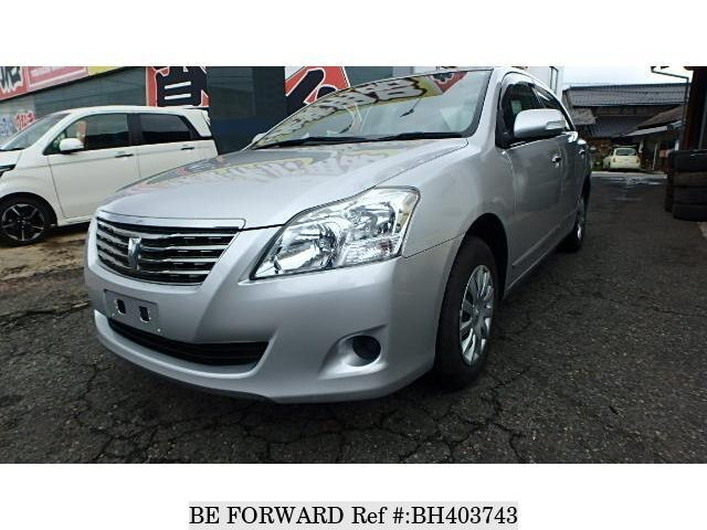 Used 2009 TOYOTA PREMIO BH403743 for Sale