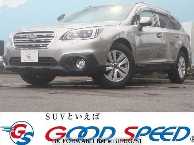 Used 2015 SUBARU OUTBACK BH403781 for Sale