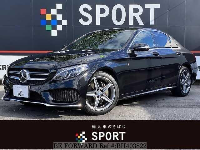 Used 2015 MERCEDES-BENZ C-CLASS BH403822 for Sale