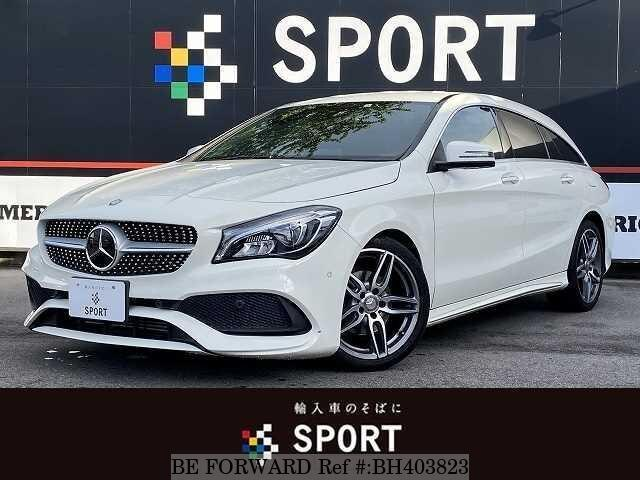 Used 2016 MERCEDES-BENZ CLA-CLASS BH403823 for Sale