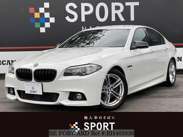 Used 2014 BMW 5 SERIES BH403836 for Sale