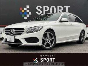 Used 2015 MERCEDES-BENZ C-CLASS BH403838 for Sale