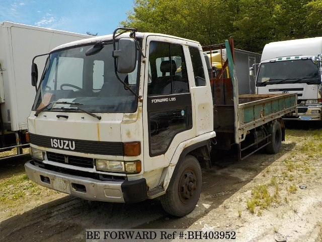 Used 1991 ISUZU FORWARD BH403952 for Sale